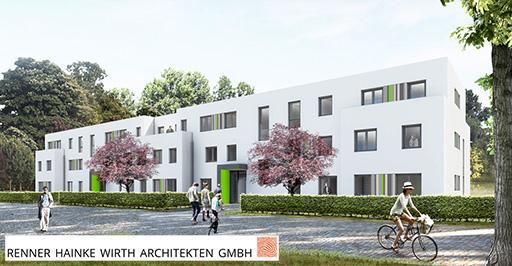 Wohnungsgesellschaft Daheim - Neubau Norderstedt